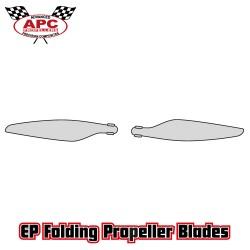 Propeller 14x10 Fällbar