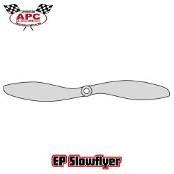 Propeller 14x4.7 Slowflyer Skjutande