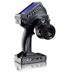 """Absima 3-Channel Radio """"CR3P"""" 2.4GHz incl. Receiver"""