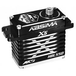 "Absima MKS ""HBL550"" Full Alu. Competition Servo"