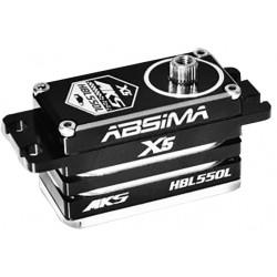 "Absima MKS  ""HBL550L"" Full Alu. Competition Servo"