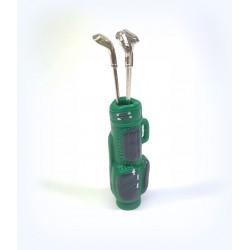 1/10 Golf Club Set - green