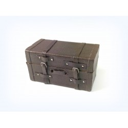 1/10 Leather Suitcase