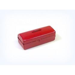 1/10 Tools Metal Box - red