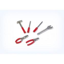 1/10 Tool Set, red