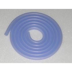 Bränsleslang silikon 2,5 x 5 mm /meter