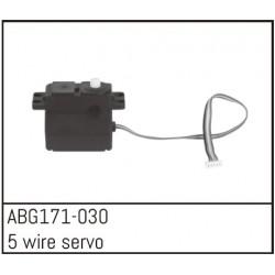 5-Wire Steering Servo (2.2KGS)