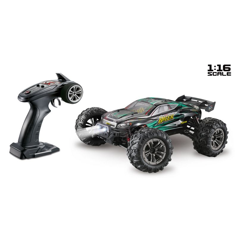 Absima 1:16 4WD High Speed Truggy RACER 2,4GHz Black/Green