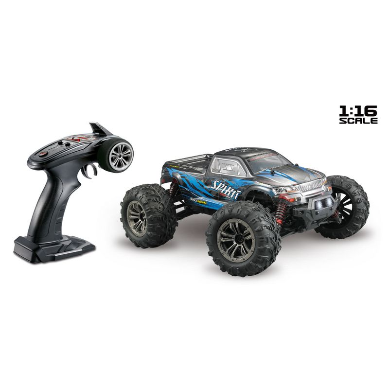 Absima 1:16 4WD High Speed Monster Truck SPIRIT 2,4GHz Black/Blue