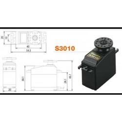 Futaba Servo S3010 std 1BB 6,5kg