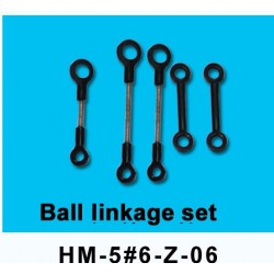 Dragonfly Genius 56 Ball linkage set