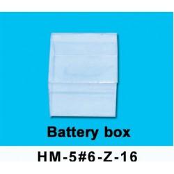 Dragonfly Genius 56 Battery box