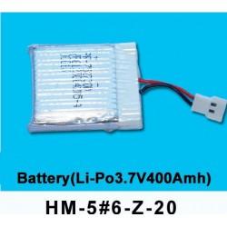 Dragonfly Genius 56 Battery (3.7v400mah)