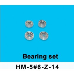 Dragonfly Genius 56 Bearing set