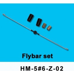 Dragonfly Genius 56 Flybar set