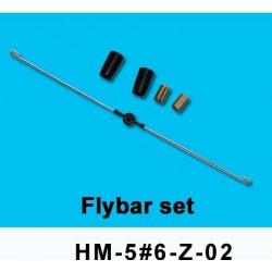 Dragonfly Genius 56 Flybar set