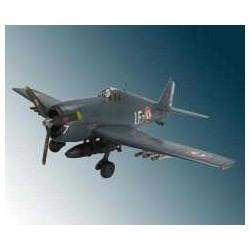 F-6F Hellcat Flottille 1F French Navy No.7