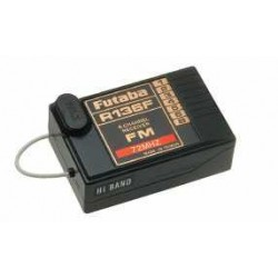 Futaba R136F mottagare 6-kanals FM35