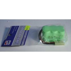 HBX Batteripack 7,2V 1100mAh 1:20 MonsterTruck