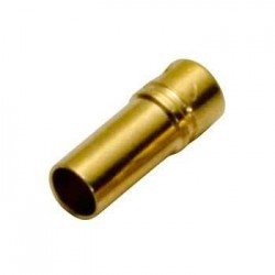 Guldkontakt Hona 4mm /st