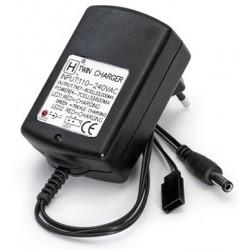 Laddare Twin-Charger sändare/mottagare 200/600mAh