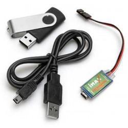 iMax Windows PC mjukvara/USB-kabel