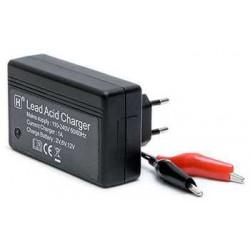 Laddare för blyack 2-6-12V / 230V