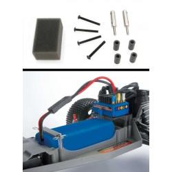 Batterihållare för X-stora bat