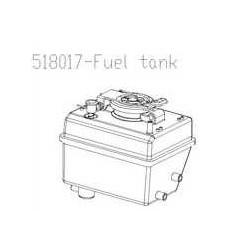 FS Racing Fuel tank