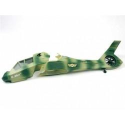 E-sky co-Comanche kropp Militär