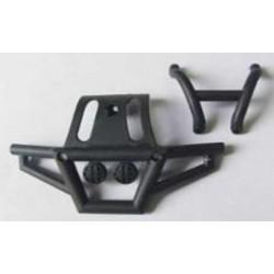 HBX MadTruck 1:16 - Front bumper + brace