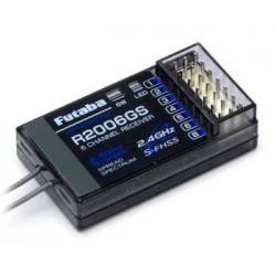 Futaba R2006GS S-FHSS 2.4GHz mottagare
