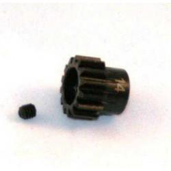 14T Pinion Gear 5mm, M1
