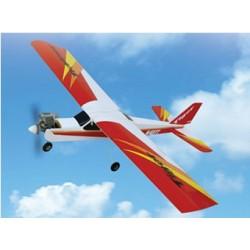 Tiger Trainer 40 MKIII SC 2,4G röd