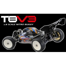 Team C 1:8 GP Buggy T8V3 Competition KIT