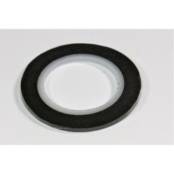 Lining Tape black 2mm/10 m