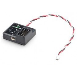 """4-channel """"Serial Bus"""" Receiver for CR4T"""