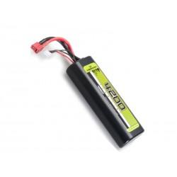 LiPo 7.4V-25C 4200 Hardcase (T-Plug)
