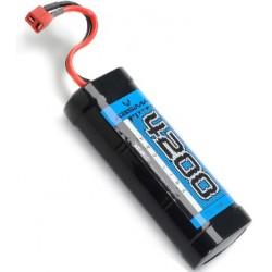 Stick Pack NiMH 7.2V 4200 (T-Plug)