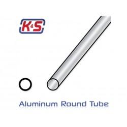 Aluminiumrör 2.0 (045)x300 mm