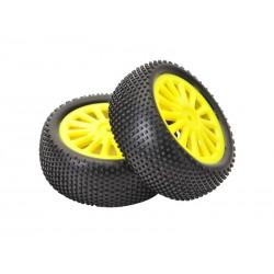 "Wheel Set Buggy ""Minipin"" front 1:10 4WD (2 pcs)"