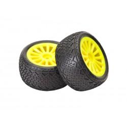 "Wheel Set Buggy ""Code"" rear 1:10 4WD (2 pcs)"