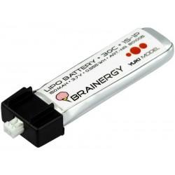 BRAINERGY LiPo 1s1p 3,7V 150mAh 30C MOLEX