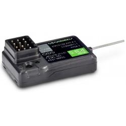 Absima CR2S.V2 2-kanals 2,4GHz rattradio inkl mottagare