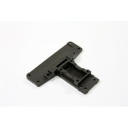 Rear Chassis Plate 2WD Cent. Heckmot.