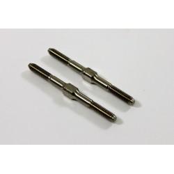 Titan Turnbuckles 4x52mm (2) 1:8 Comp. Buggy