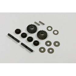 Differential Gear Set 1:8