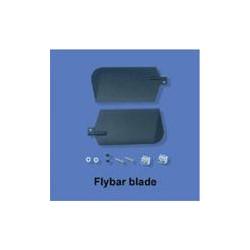 Dragonfly 4ch Flybar Blade