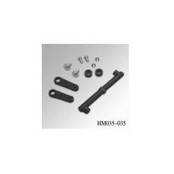 Aileron bearing assembly till Z400