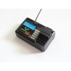 "4-Channel Receiver ""R4WP-Mini"" 2.4 GHz (CR4T)"